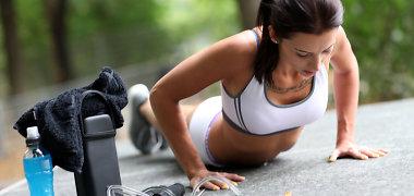 Ką valgyti prieš ir po treniruočių? Rekomendacijos pagal sportavimo rūšį