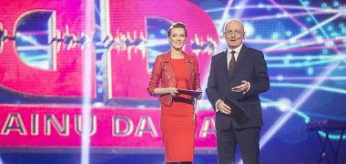 """Beata Tiškevič šou """"Dainų daina"""" vedėja tapo be atrankos: """"Vėl būčiau prapylusi"""""""