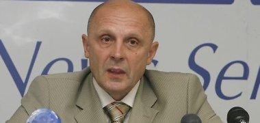 Prieš Sausio 13-ąjąspecialusis VRM padalinys skilo – sako buvęs jo vadovas E.Kaliačius