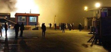 Stambule nugriaudėjo serija sprogimų