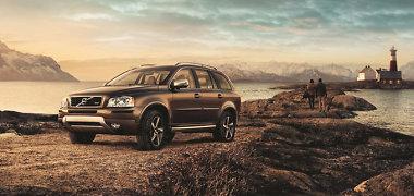 """""""XC90 Signature Edition"""" – skaniausias bei paskutinis """"Volvo"""" siūlomas kąsnelis švediškų visureigių mylėtojams"""