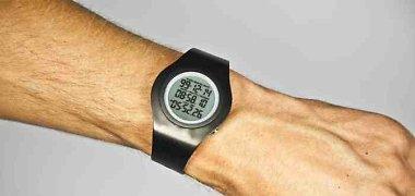 """""""Tikker"""": mirties laikrodis, norintiems visuomet žinoti tikslią savo mirties datą"""