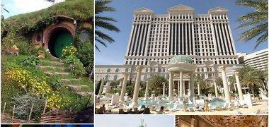 6 viešbučiai iš populiarių filmų, kuriuose galite apsistoti