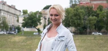 """Akivaizdžiai sulieknėjusi Inga Norkutė-Žvinienė patarė, kaip numesti svorio: """"Reikia mažiau ėsti"""""""