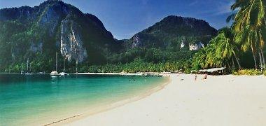 TOP 10 įspūdingiausių Tailando salų