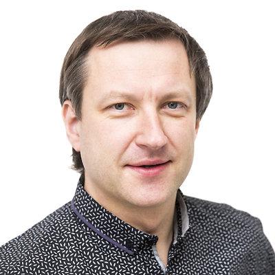 Marius Jokūbaitis, Verslo skyriaus redaktorius