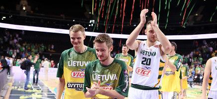 Lietuvos gyventojai tiki geru nacionalinės krepšinio rinktinės pasirodymu