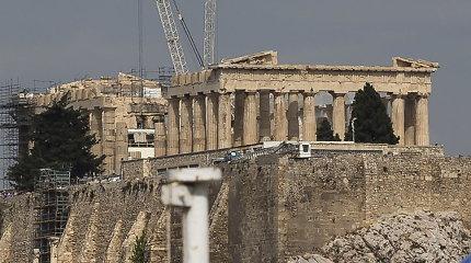 Graikijos ekonomikos įdomybių dešimtukas: korumpuota ir solidžią bankrotų istoriją turinti šalis