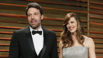 Subyrėjo 10 metų trukusi aktorių Beno Afflecko ir Jennifer Garner santuoka