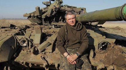 Ukrainos karys: JAV Ukrainai neturėtų duoti ginkluotės