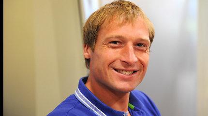 """Triskart Europos čempionas M.Griškonis: """"Nesureikšminu medalių, noriu būti tarp geriausių"""""""