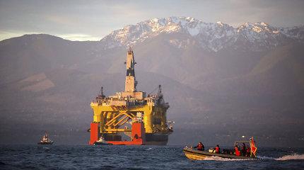 """""""Shell"""" atleis 6,5 tūkst. darbuotojų"""