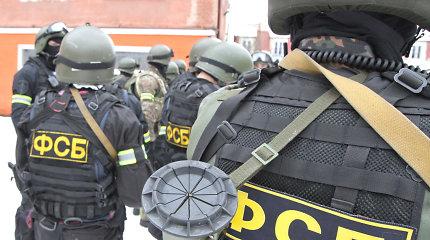 """Rusijos žvalgyba sulaikė """"Islamo valstybės"""" teroristus, kurie planavo išpuolius Maskvoje ir Sankt Peterburge"""