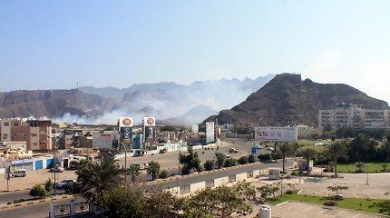 Jemene tęsiasi antskrydžiai, arabai nukovė 15 sukilėlių
