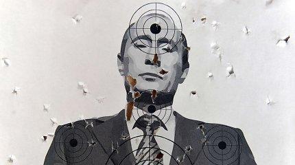 Borisas Nemcovas: 11 priežasčių, kodėl nugalėtoją vaizduojantis V.Putinas yra nevykėlis