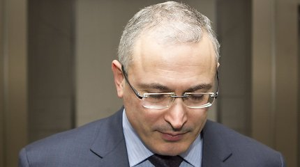 Naujos bėdos Michailui Chodorkovskiui – įtarimai Neftejugansko mero nužudymo organizavimu