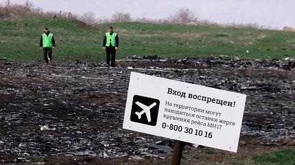 Rytų Ukrainoje tyrėjai rado daugiau numušto MH17 lėktuvo aukų kūnų
