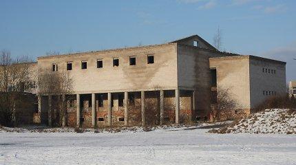 Ar besitraukiančiuose Šiauliuose esantys Gilo griuvėsiai stūksos amžinai?