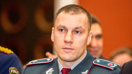 """Linas Pernavas: labiausiai reformai priešinasi """"miegantys"""" policininkai"""