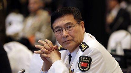 Kinija atrėžė JAV: mes nebijome nemalonumų Pietų Kinijos jūroje