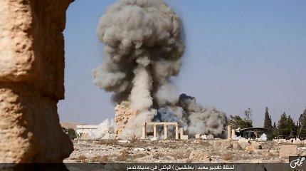 """Naikindama senovės paminklus """"Islamo valstybė"""" rodo, kad neišmano islamo istorijos"""