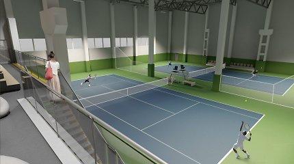 Metalo liejykla Telšių rajone pavirs teniso kompleksu
