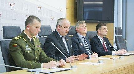 Iš Lietuvos išsiunčiama vis daugiau Rusijos diplomatų, kurie bando šnipinėti