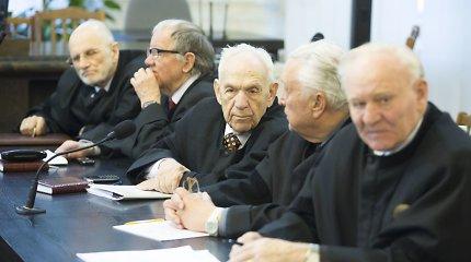 Per Sausio 13-osios įvykius parlamente veikė žvalgybinė tarnyba