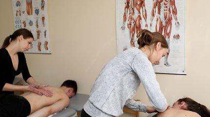 Kineziterapeutai– sveiko judesio mokytojai