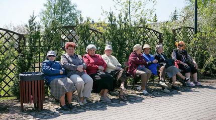 Kitaip nei visi: Lenkija rengiasi ankstinti išėjimą į pensiją