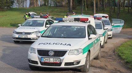 Šiauliuose mirtinai girta vairuotoja nulėkė nuo kelio su trimis girtais vyrais