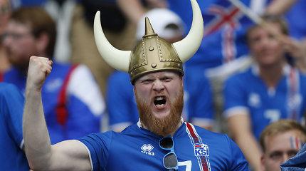 Po efektingo Islandijos parodymo EURO 2016 susidomėta islandų literatūra