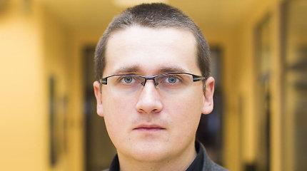 Skirmantas Malinauskas: Man gėda sakyti, kad baigiau Mykolo Romerio universitetą
