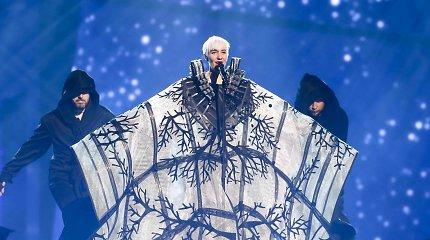 """Išrinktas prasčiausiai apsirengęs """"Eurovizijos"""" dalyvis"""