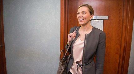 Premjero A.Butkevičiaus iškelta byla A.Bilotaitei dėl įžeidimo