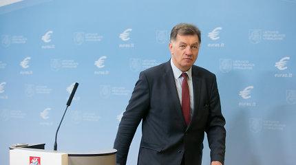 Algirdas Butkevičius žada paskelbti kandidatą į švietimo ir mokslo ministrus