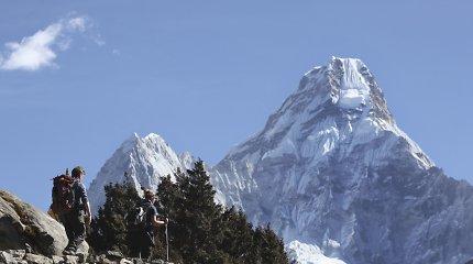 """Į Everestą nuo šiol galite """"įkopti"""" neišeidami iš namų"""
