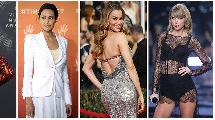 """Žurnalo """"Forbes"""" įtakingiausių pasaulio moterų šimtuke – ir pramogų pasaulio žvaigždės"""