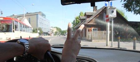 Kauno gatvėse atsiras 10 naujų greičio matuoklių