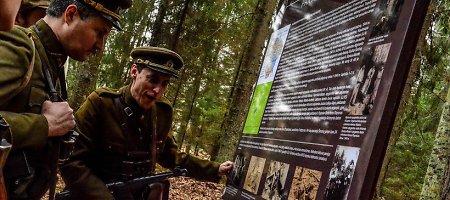 Anykščiai laukia besidominčių partizanų kovomis: čia įrengtas naujas pažintinis maršrutas