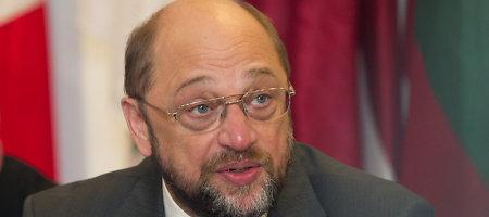 """M.Schultzas dėl """"slaptojo sąrašo"""" kreipėsi į Rusiją"""