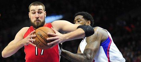 """NBA """"Visų žvaigždžių"""" rungtynėse šiemet Lietuvos krepšininkų nebus"""