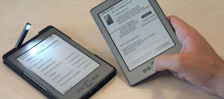 Lietuvoje greito skaitmeninių knygų įsigalėjimo nenumato