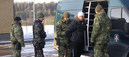 Lietuva ir Lenkija daugiau jėgų skirs kovai su nusikaltimais pasienyje