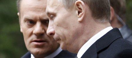 Donaldas Tuskas: Rusija nėra strateginė partnerė – ji yra strateginė problema