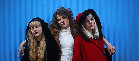"""""""Vilnius Temperature"""" lauktuvės iš Reikjaviko – islandiškai repuojančių merginų klipas"""