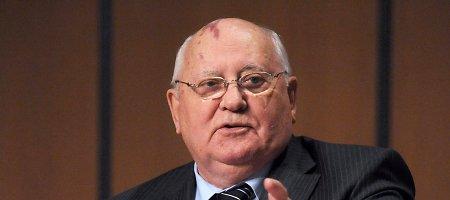 Vytautas Landsbergis neleis Michailui Gorbačiovui viešai meluoti