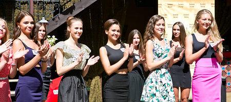 """""""Mis Lietuva 2014"""" atranka: gražuolių koziriai – iškalba, charizma ir tobula figūra"""