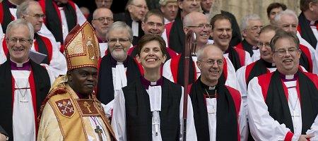 Aprimus sąmyšiui Anglijos Bažnyčia į vyskupus šventina pirmą moterį – Libby Lane