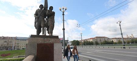 Žaliojo tilto skulptūrų likimas paaiškės lapkritį, Artūras Zuokas nori jas palikti